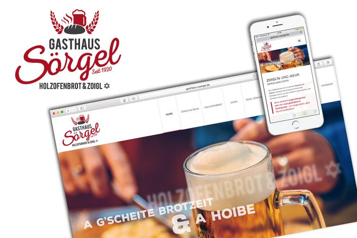 Werbeagentur Webseite Sulzbach-Rosenberg