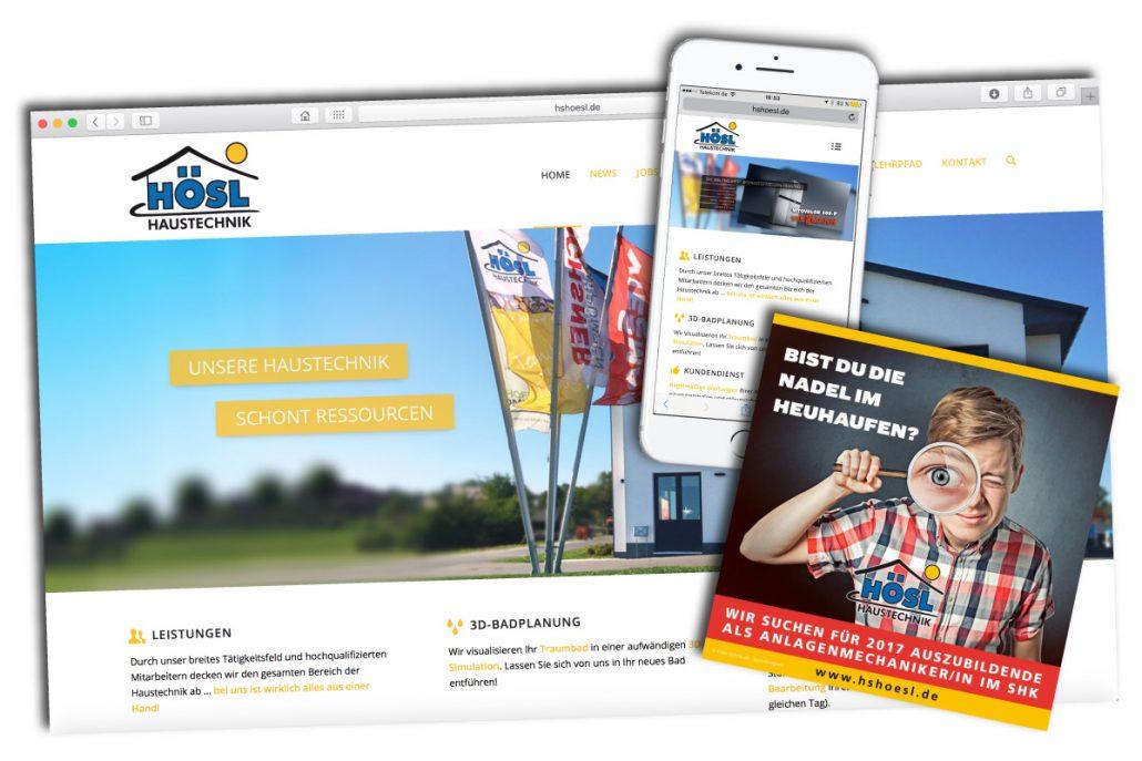 Werbeagentur Webdesign Oberpfalz