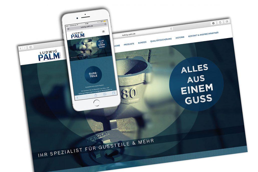 Webseite Nürnberg
