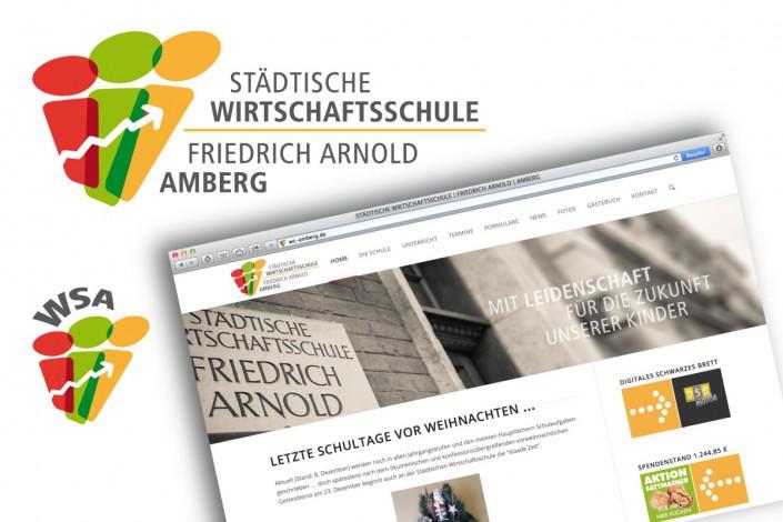 Grafikdesign Werbeagentur Webdesign & Logodesign Amberg