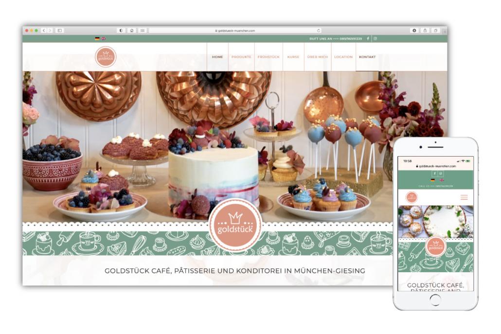 Werbeagentur Webdesign München